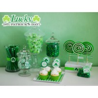 Lucky St. Patrick's Day Printables - St Patty's Green Collection - Instant Download